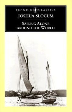 """I actually have not read this one yet, but I would really like to. I've read another biography of Joshua Slocum, """"Alone At Sea"""" by Ann Spencer. I would love to read Captain Slocum's autobiography!"""