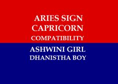 Ashwini Girl Dhanistha Boy Marriage Match Aries Capricorn Compatibility, Aries And Capricorn, Aries Love, Aries Sign, Marriage Matching, Love And Marriage, Marriage Astrology, Capricorn Relationships, Marriage Relationship