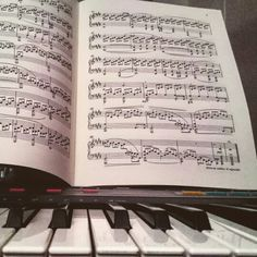 Sheet music♥ Beethoven is the best composer