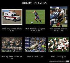 This. Is. THE TRUTH. Scrums all day while the backs shout plays...