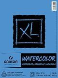 Amazon.com: Canson Bound Watercolor Pad, 30-Sheet