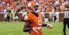 The Inside Word: Clemson Wide Receivers