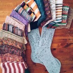 2015 socks by snippetsandstash