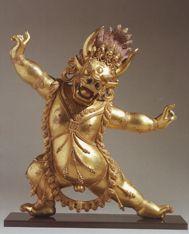 Mongol Empire Art Yama