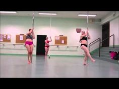 Chorégraphie Pole Dance inter - YouTube