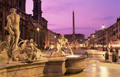 Piazza Navona, Rome (© Cultura Creative/Alamy)