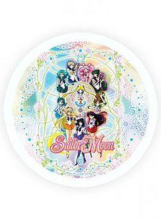 Sailor Moon Clock - All Sailor Scouts