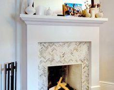 Request Help Deciding on Fireplace Surround - Houzz