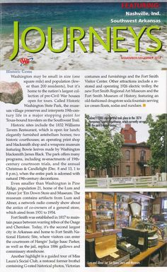 A Diamond in the Rough: Historic Gems -AAA Journeys Magazine