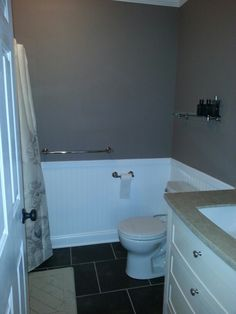 Bathroom remodel by Jenny and Adam Williamson