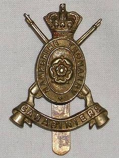 Hampshire Military Badge