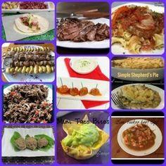 20 Tasty Beef Recipes