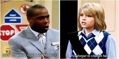 """If you were a cool kid between 2005 and 2008, you likely watched (and thoroughly enjoyed) The Suite Life of Zack and Cody, a Disney Channel series with genius comedic writing and COUNTLESS iconic lines like this one: 