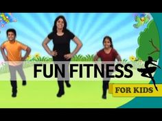 This special edition Kids Workout is for all of our Blenders and their little on. - Strength Conditioning By Body Part - Gross Motor Activities, Physical Activities, Physical Education, Activities For Kids, Hobbies For Kids, Games For Kids, Yoga For Kids, Exercise For Kids, Zumba Kids