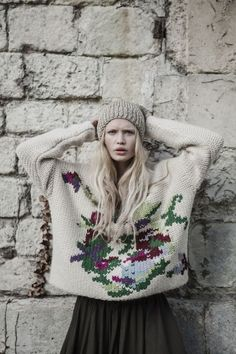 knitGrandeur: Botanicals