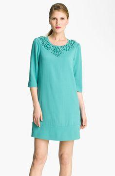 crazy expensive, but cute! kate spade new york 'vanessa' embellished dress | Nordstrom