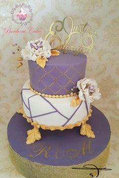 Mauve by Bonboni Cake