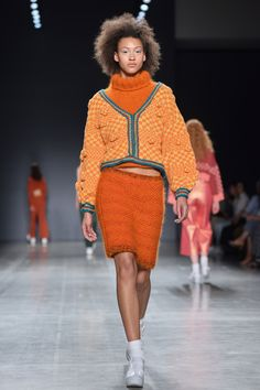 The best collections from Pratt Institute's 2018 graduate fashion show