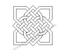 mosaic celtic designs and ideas Stained Glass Patterns, Mosaic Patterns, Quilt Patterns, Celtic Symbols, Celtic Art, Celtic Knots, Celtic Quilt, Motif Art Deco, Culture Art