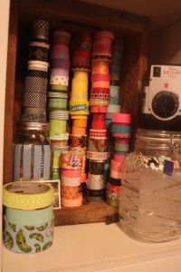 My washi tape collection is growing!