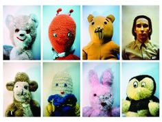 Mike Kelley au Centre Pompidou : Mike Kelley, Ahh… Youth!, 1991 Coll. MJS, Paris | Courtesy of Metro Pictures, New York, Courtesy of Mike Kelley Foundation for the Arts © Estate of Mike Kelley All rights reserved