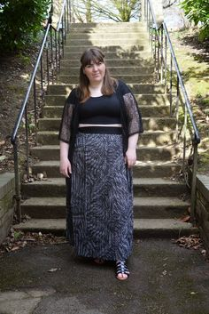 Elvi pleated maxi skirt http://www.cardifforniagurl.co.uk/2015/04/elvi-skirt-of-dreams.html