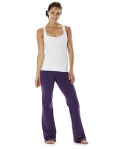 hyde yoga divine drawstring pant | always a perfect fit! a beloved best seller, these pants have no side seams for optimal comfort and a slimming effect. a luxurious treat to wear during all types of practice. | www.yogahyde.com #hydeyoga