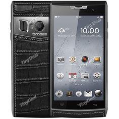 "DOOGEE T3 4.7"" HD MTK6753 64-bit Octa-core Android 6.0 4G Phone Dual Screen 3GB RAM 32GB ROM 13MP Type-C"