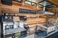 Coastal Craft & Cru truck espresso machine