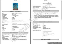 Cv Template Vectors  Photos and PSD files   Free Download Contoh Resume