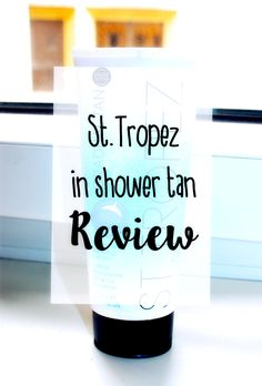 Tropez In Shower Gradual Tan: Hit or Miss? When this 'in shower self tanner' came out a few months ago, I knew I had to try it out. I love self tanners, but between their unpleasant… My Beauty, Beauty Skin, Beauty Makeup, Beauty Hacks, Beauty Stuff, Face Tanner, Gradual Tan, Tan Skin, Beauty
