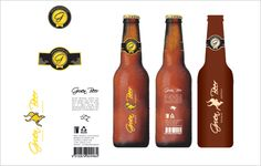 Curious about what steps a designer goes through in order to design a corporate identity? Jacob Cass will explain his process step-by-step as he developed a corporate identity for a new fictional beer label called Gruen. Which label is your favorite? @justcreative