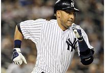 I Love the Yankees!  Which means I'm Team Jeter! He have to love the Yankees and Jeter as much as I do <3