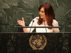 "WHAT??? ... President of Argentina Launches Big Iran Claim Against 2010 Obama Admin. Official on Floor of U.N. (UPDATE: Official Responds). - Sep. 30, 2015 - The claim, that a former Obama administration official attempted to convince Argentina to ""provide the Islamic Republic of Iran with nuclear fuel.""  The claim was seemingly overshadowed by President Barack Obama's high-stakes dealings with Russian President Vladimir Putin."