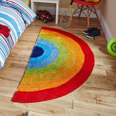 "need for allys room! ""somewhere over the rainbow"""