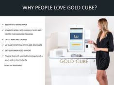 With 2 patents for our Kiosk technology, GoldCube ensures that you always get the best prices for your jewelry even if it is made up of multiple metals. #webuygold #webuysilver #pawnjewelry Best Crypto, Crypto Currencies, Kiosk, Mobile App, Metals, Cube, Technology, Things To Sell, Gold