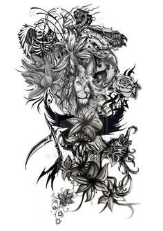 Greatest Tattoos Designs: Unique Half Sleeve Tattoos for Women