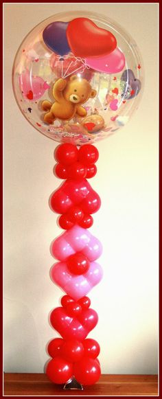 The Very Best Balloon Blog - Design by Sue Bowler CBA