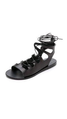 665d94d7656 Antigone Gladiator Sandals by Ancient Greek Sandals