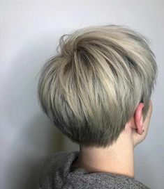 Trendy Short Hair Cuts for Women 2019 Trendy Hairstyles 2019 Elegant 50 Popular Short Haircuts for Of 94 Best Trendy Short Hair Cuts for Women 2019 Popular Short Haircuts, Short Hairstyles For Thick Hair, Short Grey Hair, Very Short Hair, Short Hair Cuts For Women, Short Hairstyles For Women, Hairstyles With Bangs, Curly Hair Styles, Trendy Hairstyles