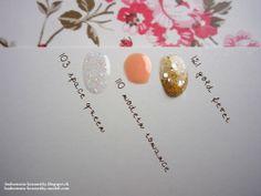 Romantika s Essence: laky na nechty