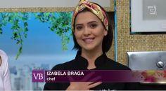 Chef Izabela Braga no programa Você Bonita, TV Gazeta. Com receita baseada na Dieta Paleolítica.  #belanatv #dicasdabela #receitasdabela #bemnutrir #cozinhanutritiva #comidadeverdade #saudavelsemneura | Chef Izabela Braga - Insta: @chefizabelabraga