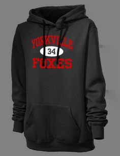 Prep Sportswear has customizable fan gear for Yorkville High School! Sign up for email and receive 10% OFF your first purchase!