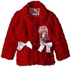 Disney Little Girls' Jacket, Red, 6 Disney https://www.amazon.com/dp/B0105XZ64Q/ref=cm_sw_r_pi_dp_x_PKdnybMWN96XK Sugar Pie, Shirts For Teens, Future Baby, Coats, Girl Fashion, Amazon, Disney Gift, Red, Clothing