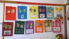 Números nas Mãos  com a Dona Matemática fizemos jogos com o dado e tínhamos de representá-lo com os dedos da nossa mão. Escolhemos os desen...