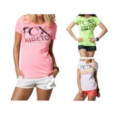 2013 Fox Racing Double Act Crew Casual Moto Apparel Short Sleeve T-Shirt Tee
