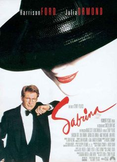 Chick Flick Friday: Sabrina || pinkindle.net