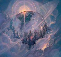 EXILADOS DE CAPELA e RAÇAS ADÂMICAS (Espíritos Vindos de Outra Esfera)