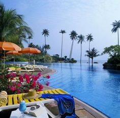Nirwana Resort Hotel, Bintan Island INDONESIA May 2012, stunning! #KHotels #NirwanaResortHotel