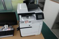 Laserdrucker HP Laserjet Pro 400 K MFP (M475dw) - Büroausstattung aus Insolvenz - Karner & Dechow - Auktionen Laser Printer, Auction